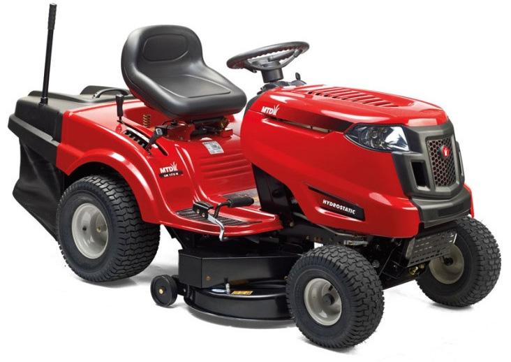 MTD LE 180/92 H Zahradní traktor