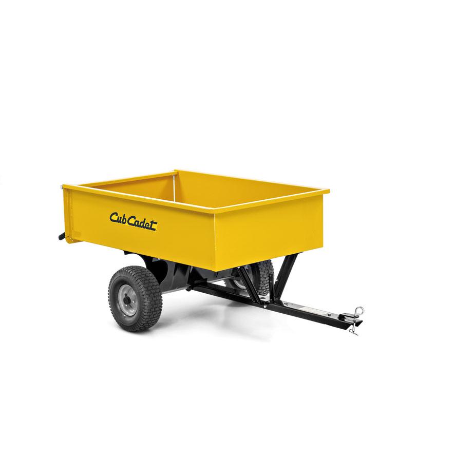 AgriFab heavy duty tažený vozík 544 kg