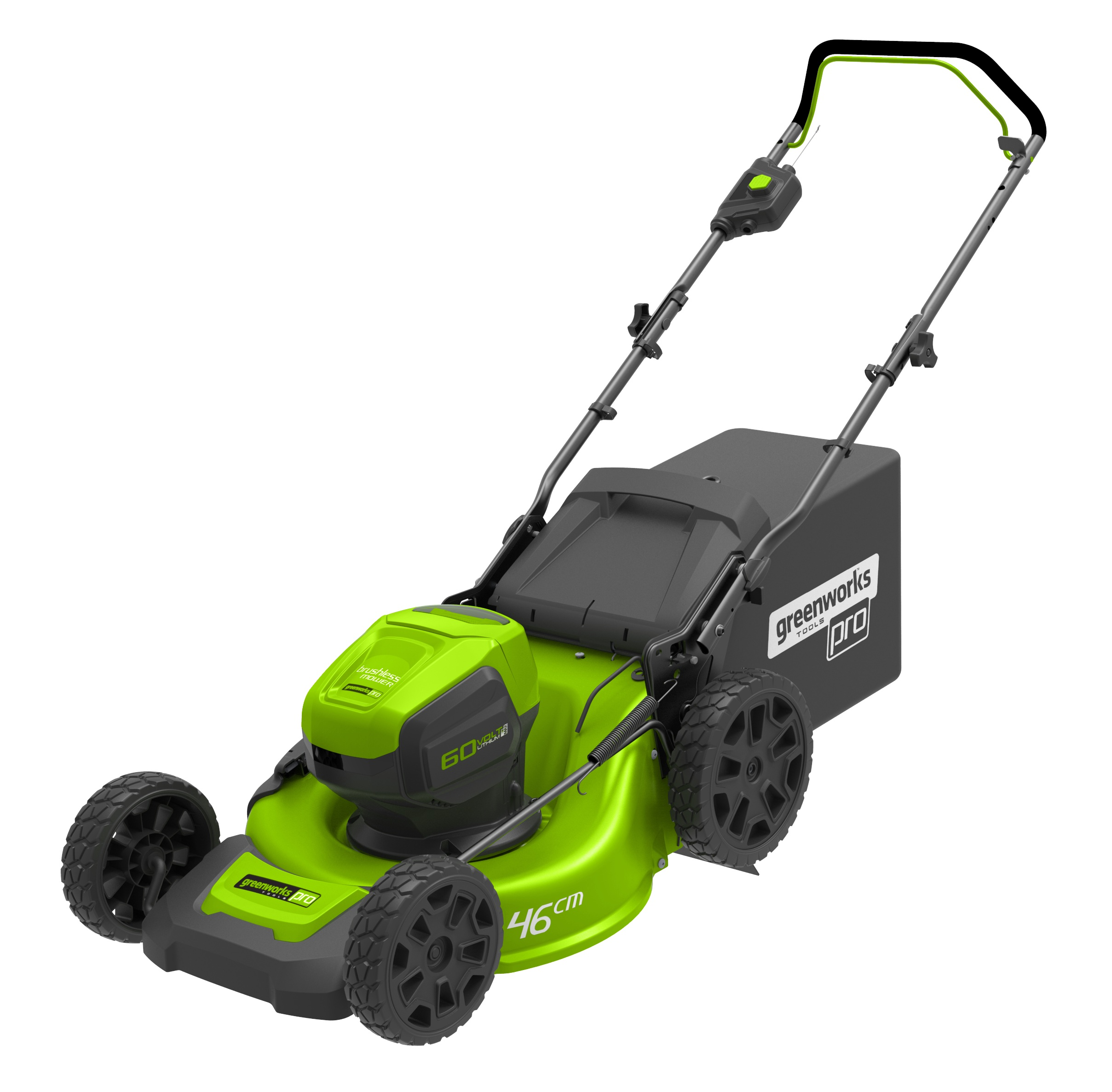 Greenworks GD60LM46HP