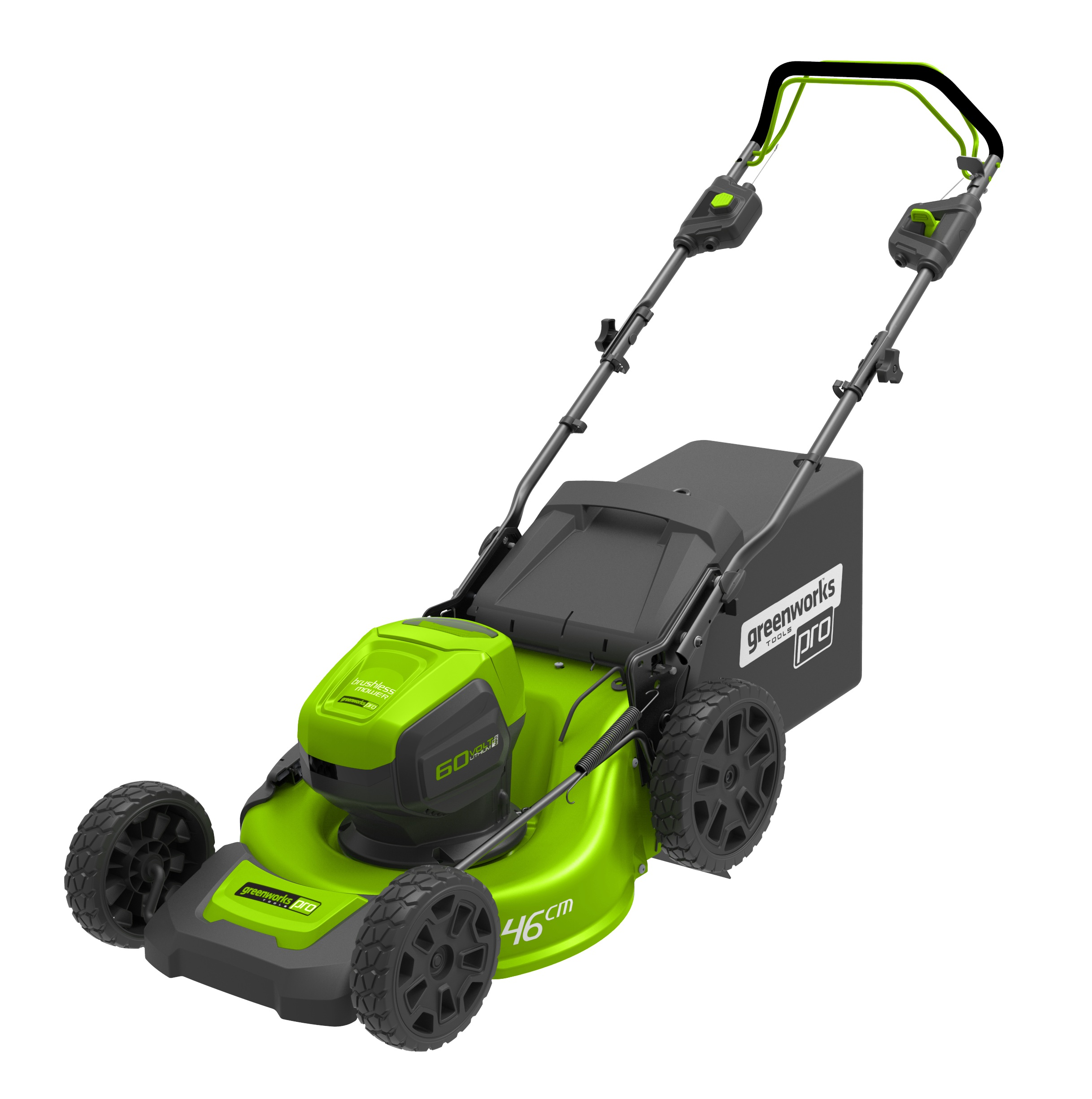 Greenworks GD60LM46SP