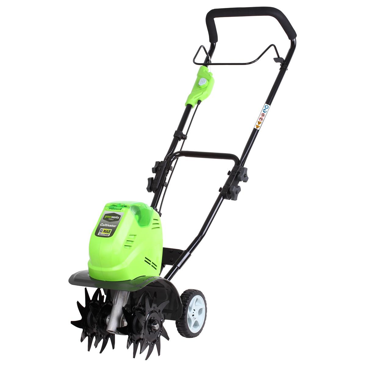 Greenworks G40TL