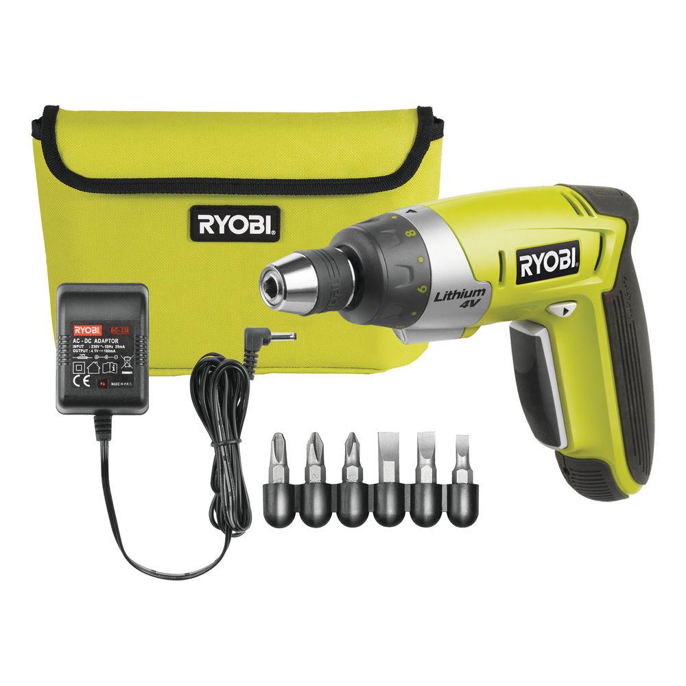 Ryobi CSD 4107 BG