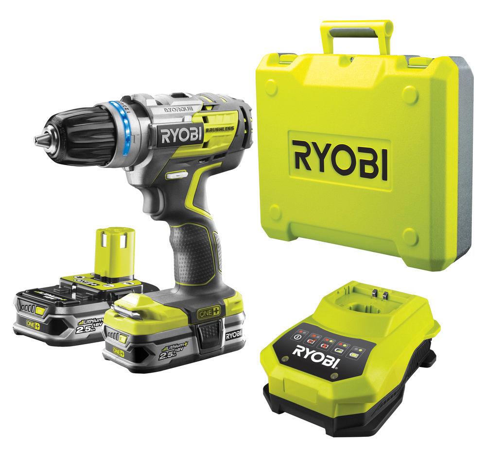 Ryobi R18DDBL-LL25B