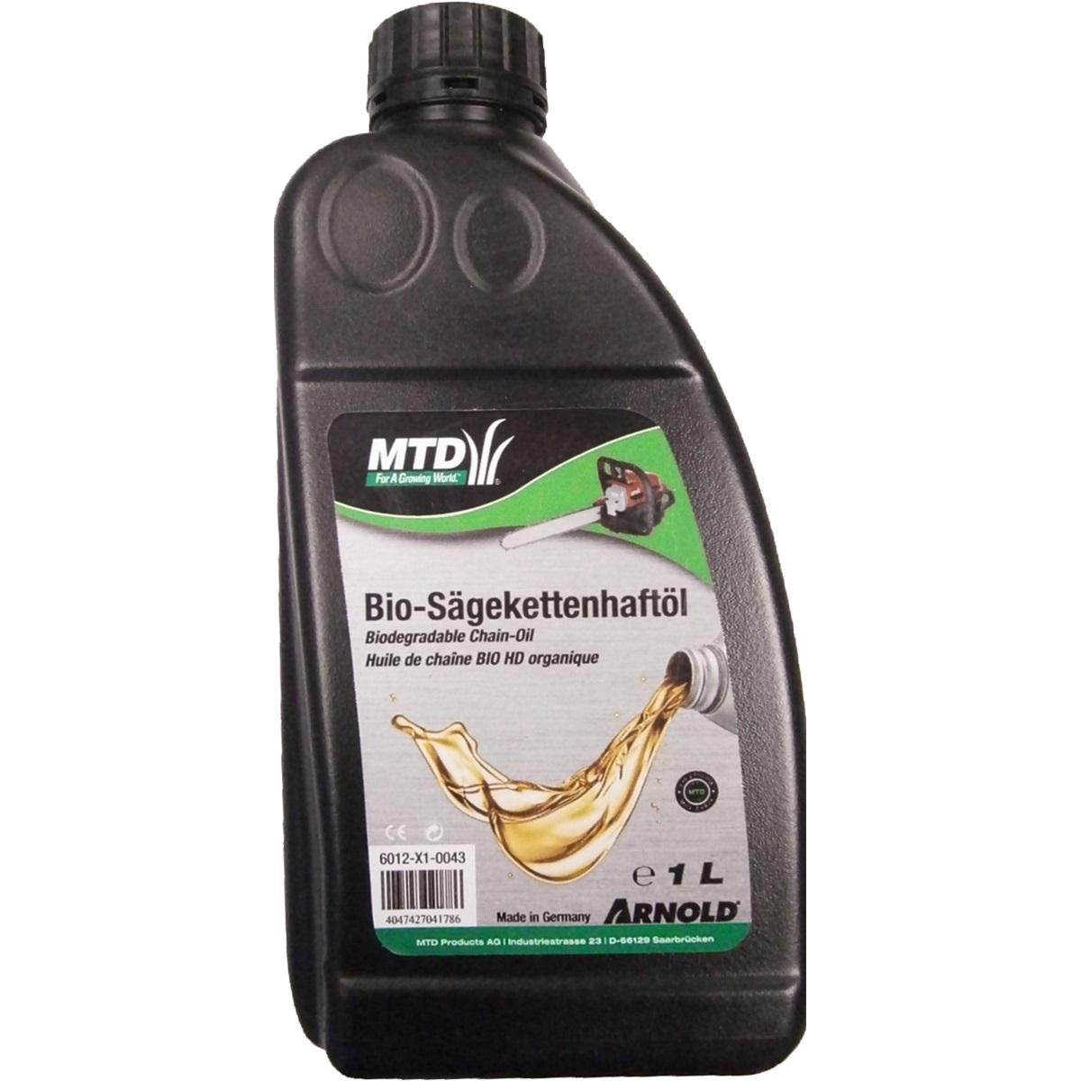 Arnold Bio olej na lišty a řetězy 1l