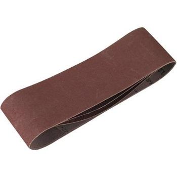 DWT brusný pás 457x76 mm, dřevo, kov, zrno 220
