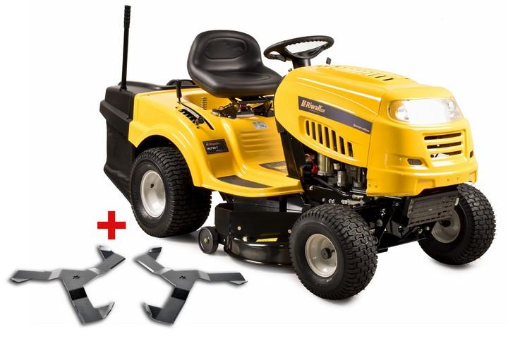 Riwall PRO RLT 92 T POWER KIT Zahradní traktor