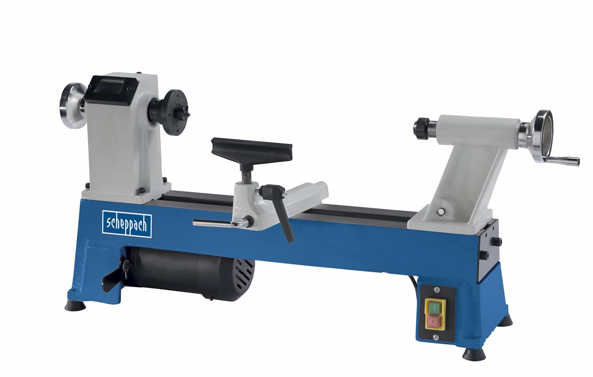 Scheppach DM 460 T soustruh na dřevo 230 V