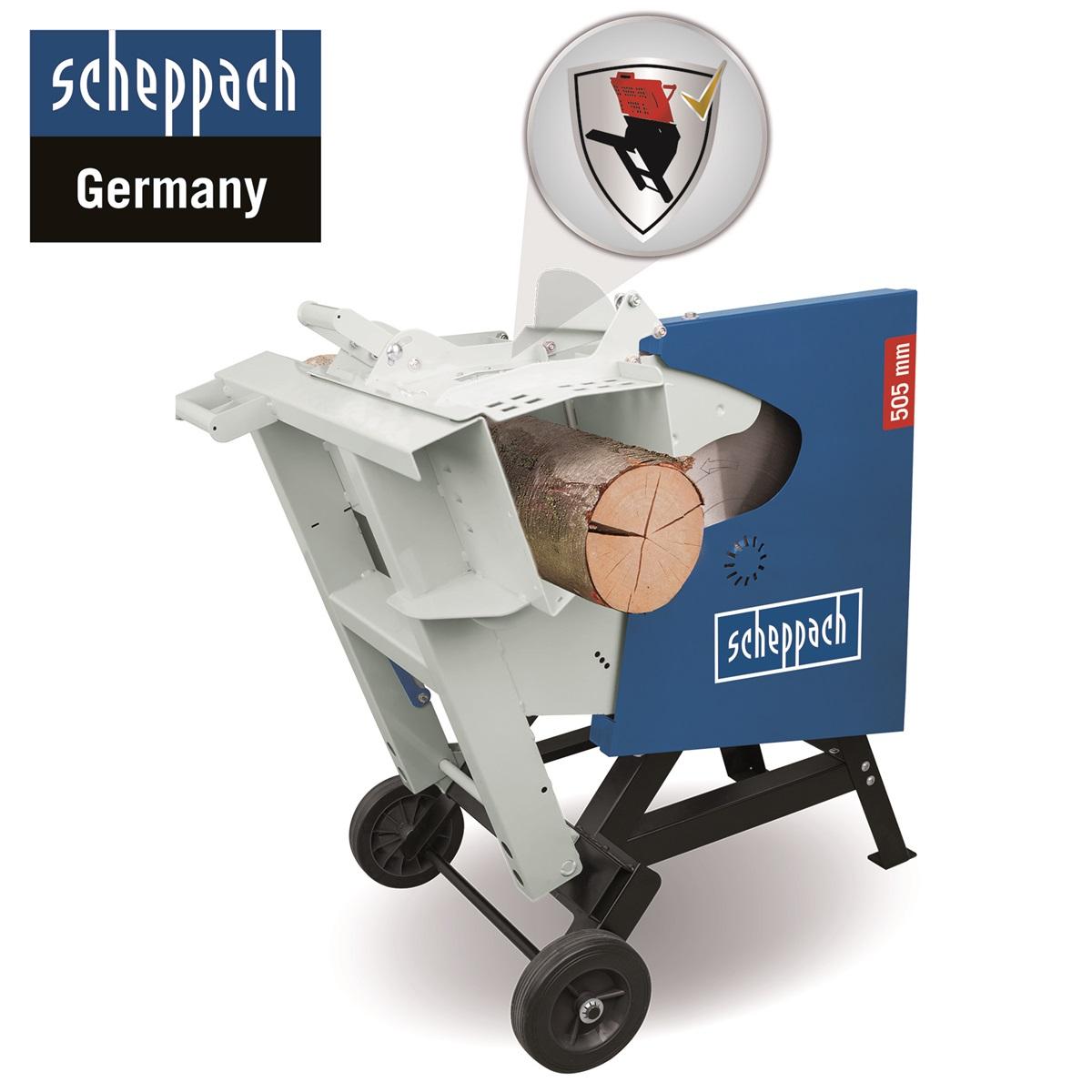Scheppach HS 520 kolébková pila/cirkulárka 380 V
