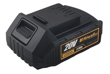 Riwall PRO RAB 220 baterie 20 V (2 Ah)