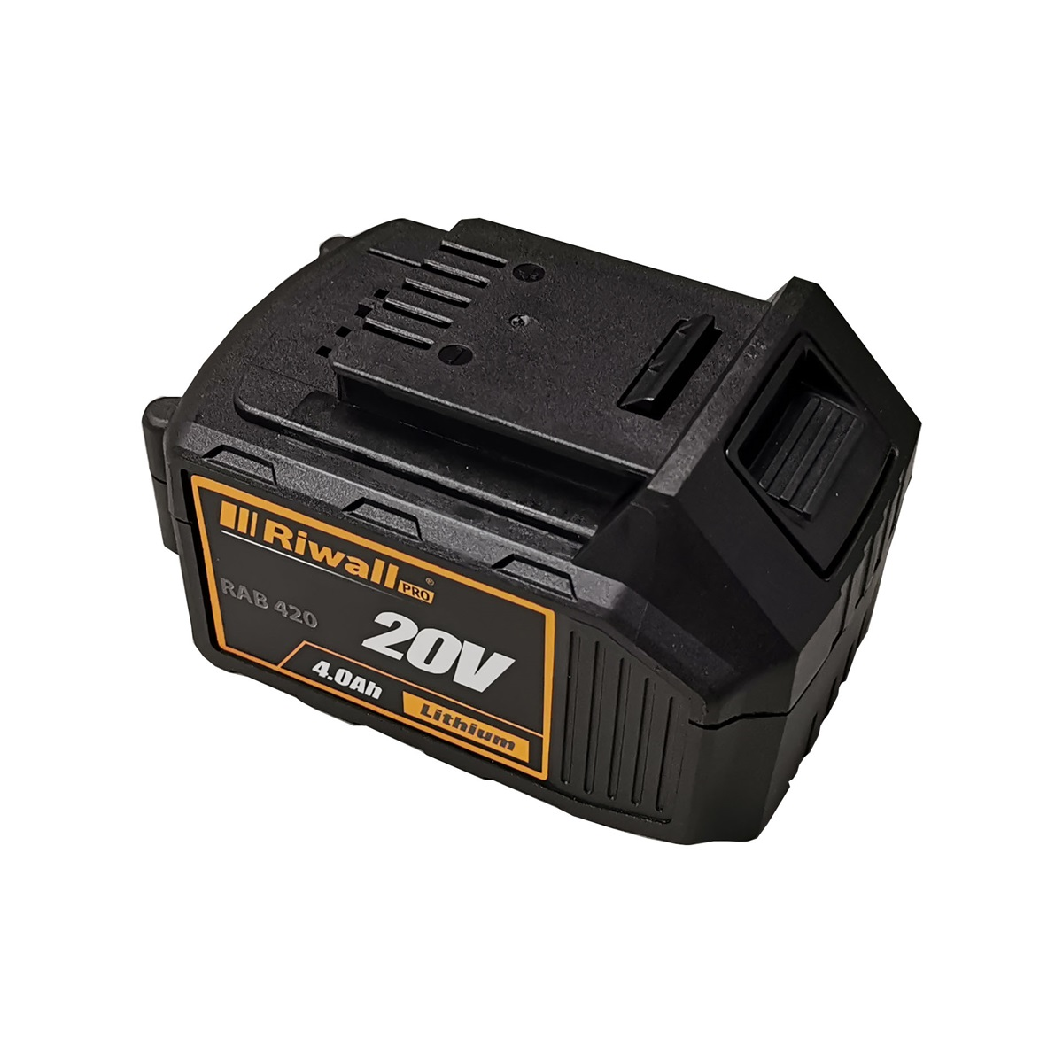 Riwall PRO RAB 420 baterie 20 V (4 Ah)