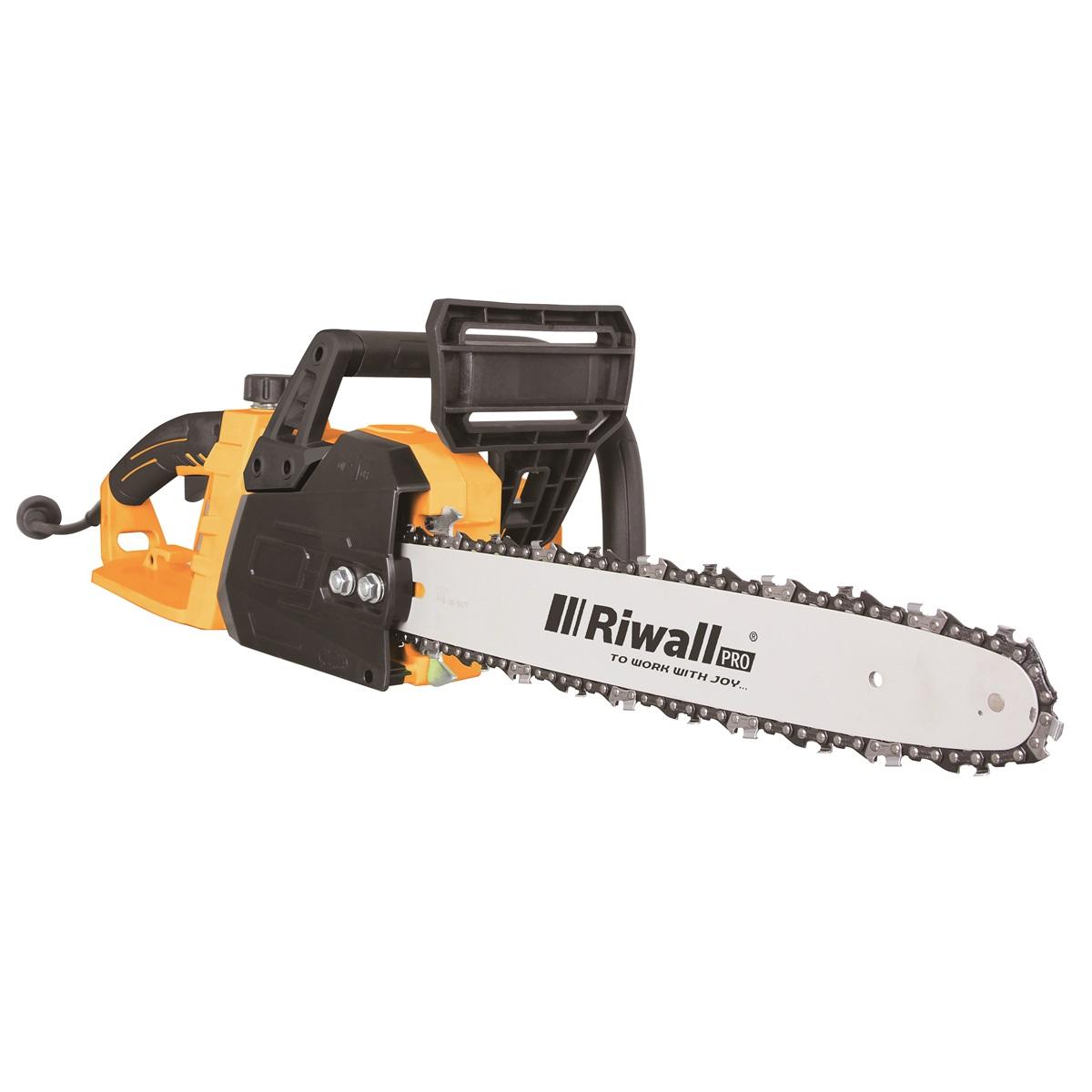 Riwall PRO RECS 2440e řetězová pila s elektrickým motorem 2400 W