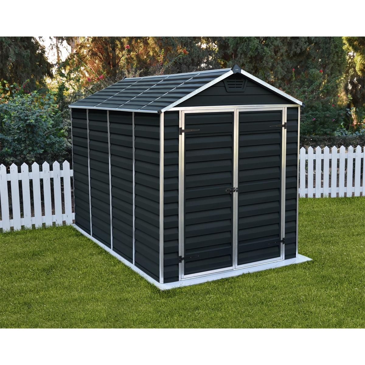 Palram Skylight 6x10 antracit zahradní domek
