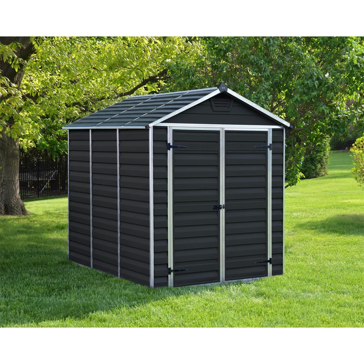 Palram Skylight 6x8 antracit zahradní domek
