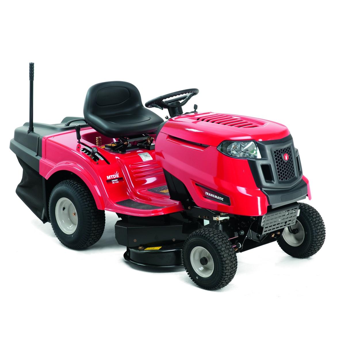 MTD SMART RE 125 zahradní traktor + servis EXTRA