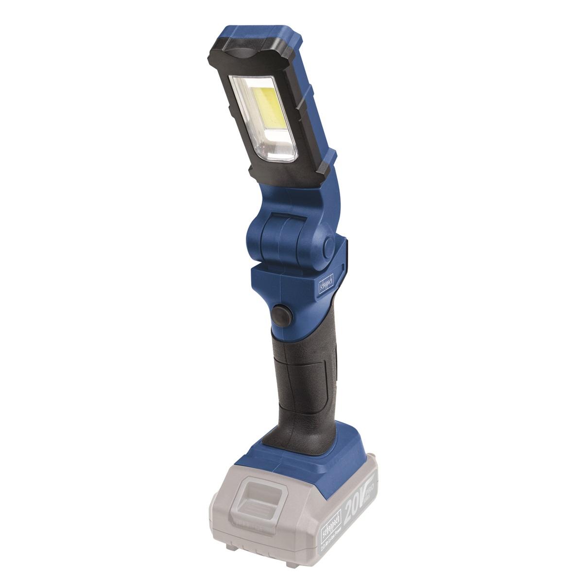 Scheppach CIL270 20 ProS aku svítilna 20 V