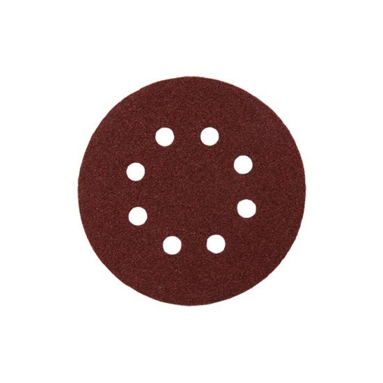 DWT brusný papír pr. 125 mm, zrno 180 (barva, dřevo)