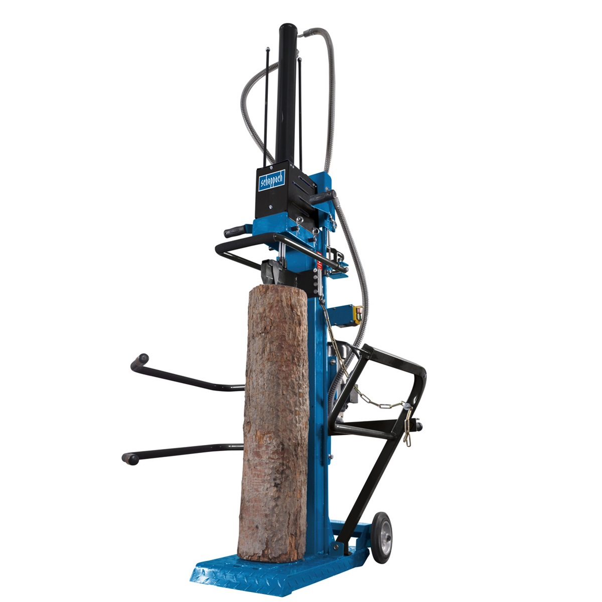 Scheppach HL 1020 vertikální štípač na dřevo 10t (400 V) + servis EXTRA
