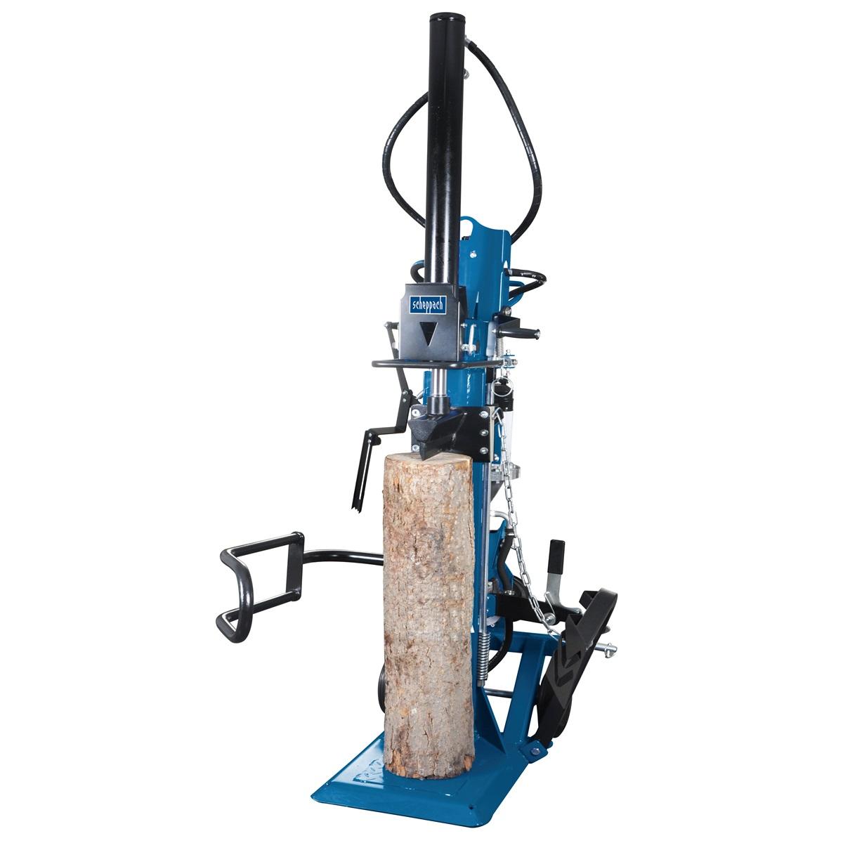 Scheppach HL 1600 M vertikální štípač na dřevo 16t (400 V) + servis EXTRA