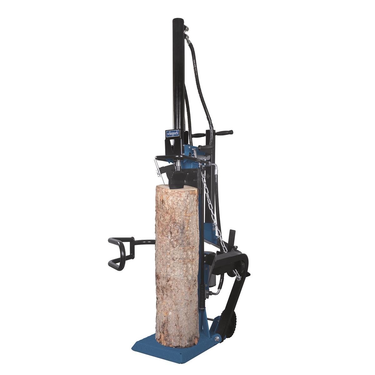 Scheppach HL 1650 vertikální štípač na dřevo 16t (400 V) + servis EXTRA