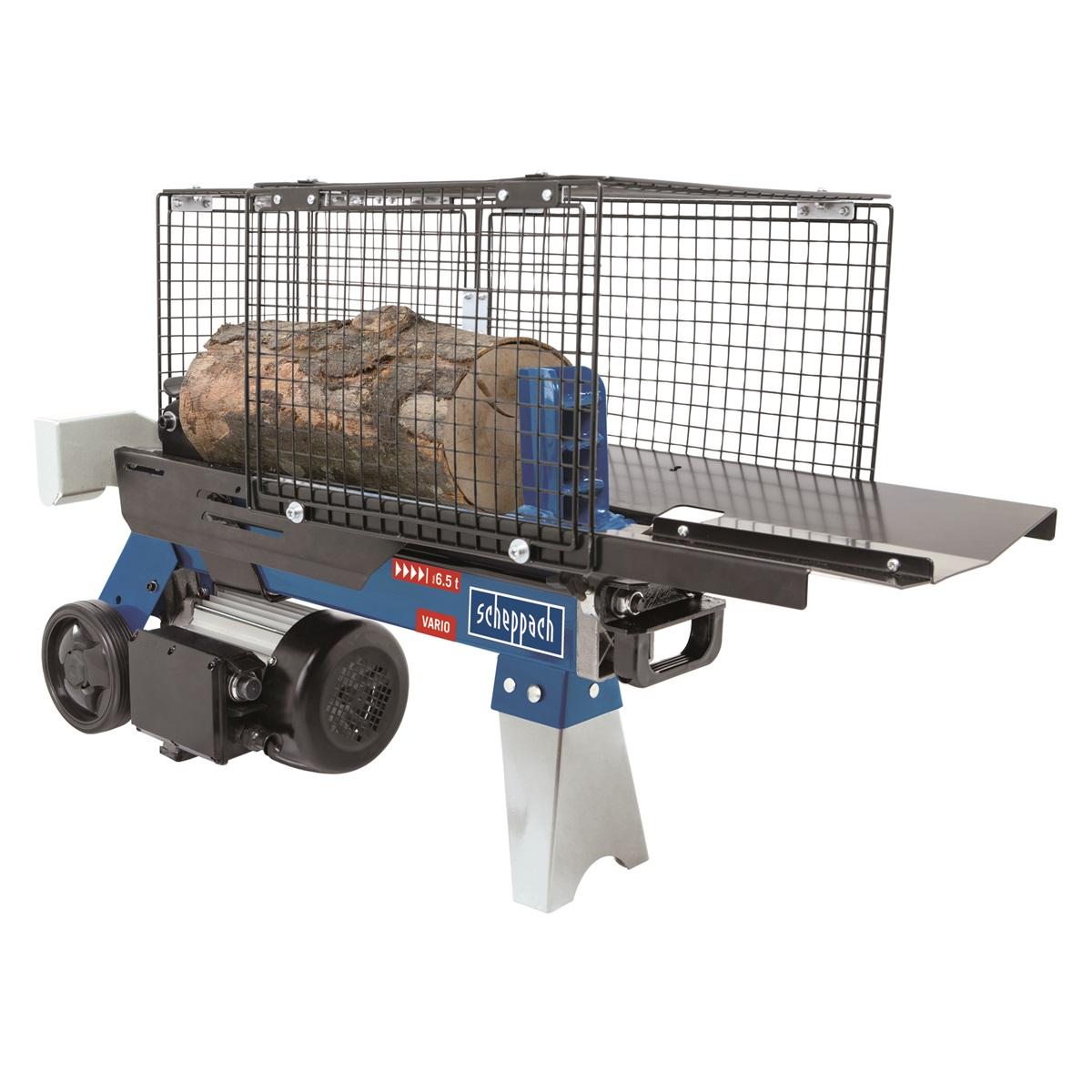 Scheppach HL 660 o horizontální štípač na dřevo 6,5t + servis EXTRA
