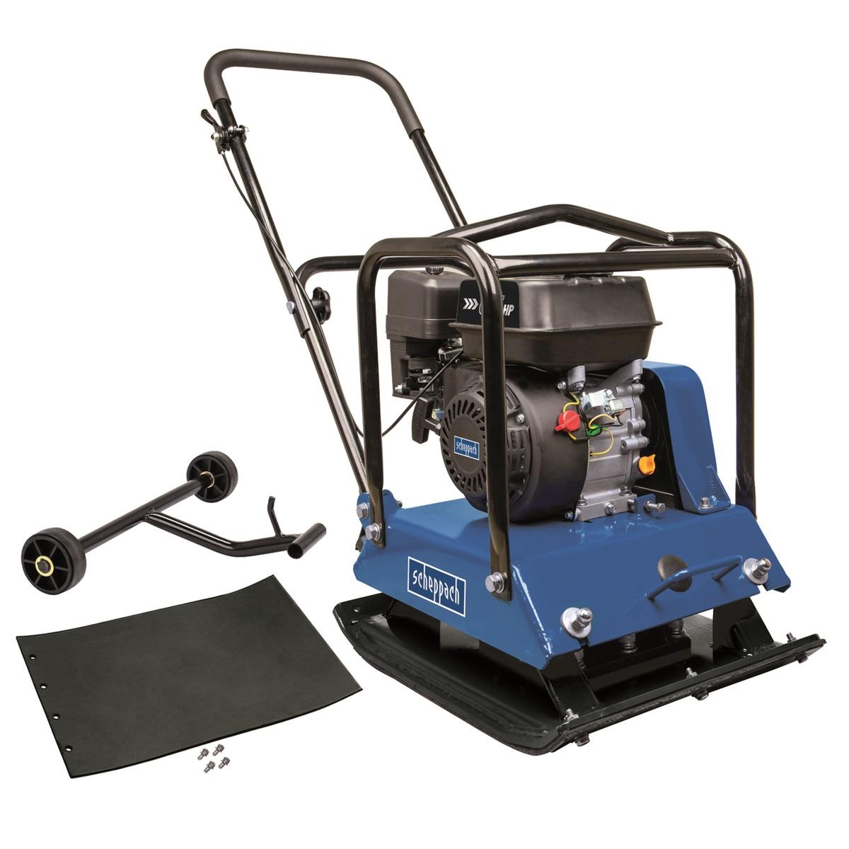 Scheppach HP 1800 S vibrační deska 88 kg